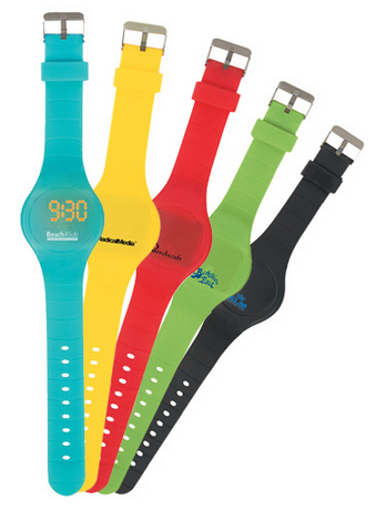 Silicone Watches