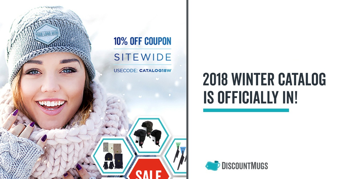 2018 Winter Catalog is Officially In!
