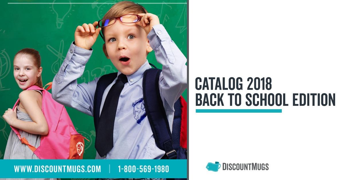 DiscountMugs Catalog_ Back to School Edition
