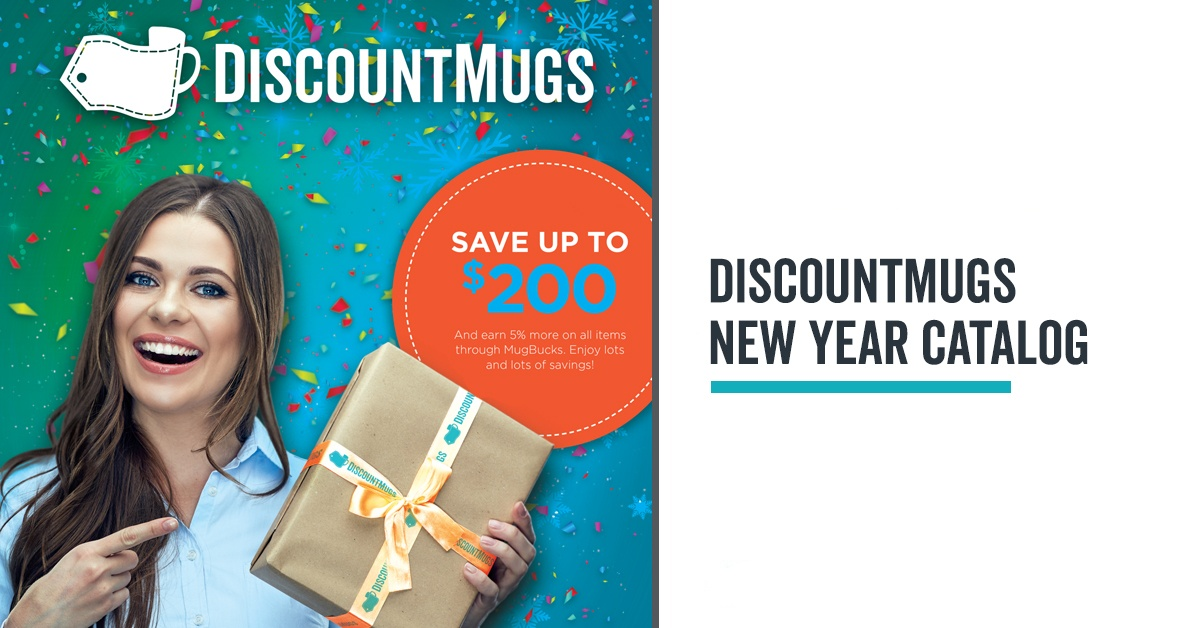 DiscountMugs New Year Catalog_2019