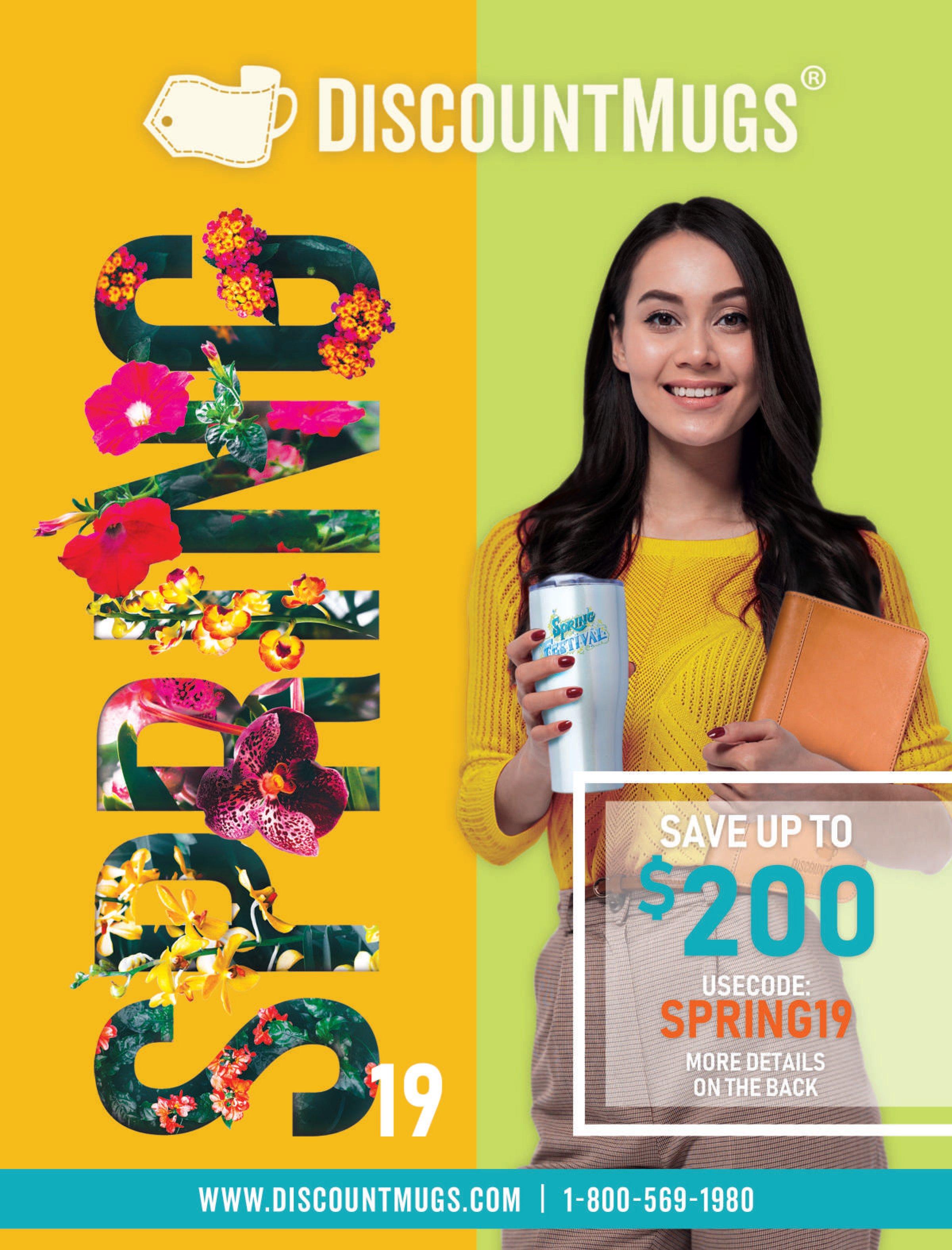 Spring Catalog 2019
