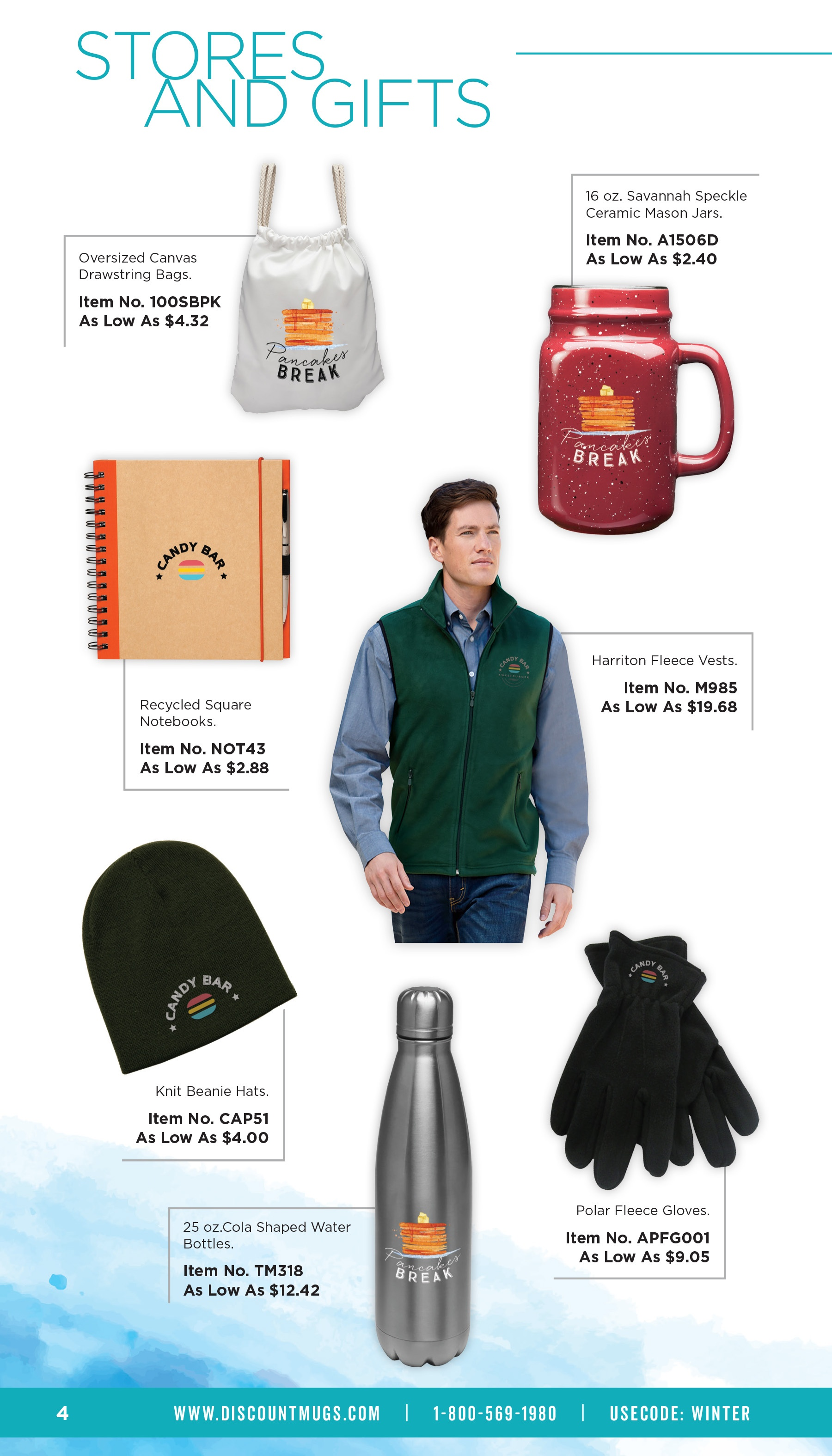 Stores and Gifts
