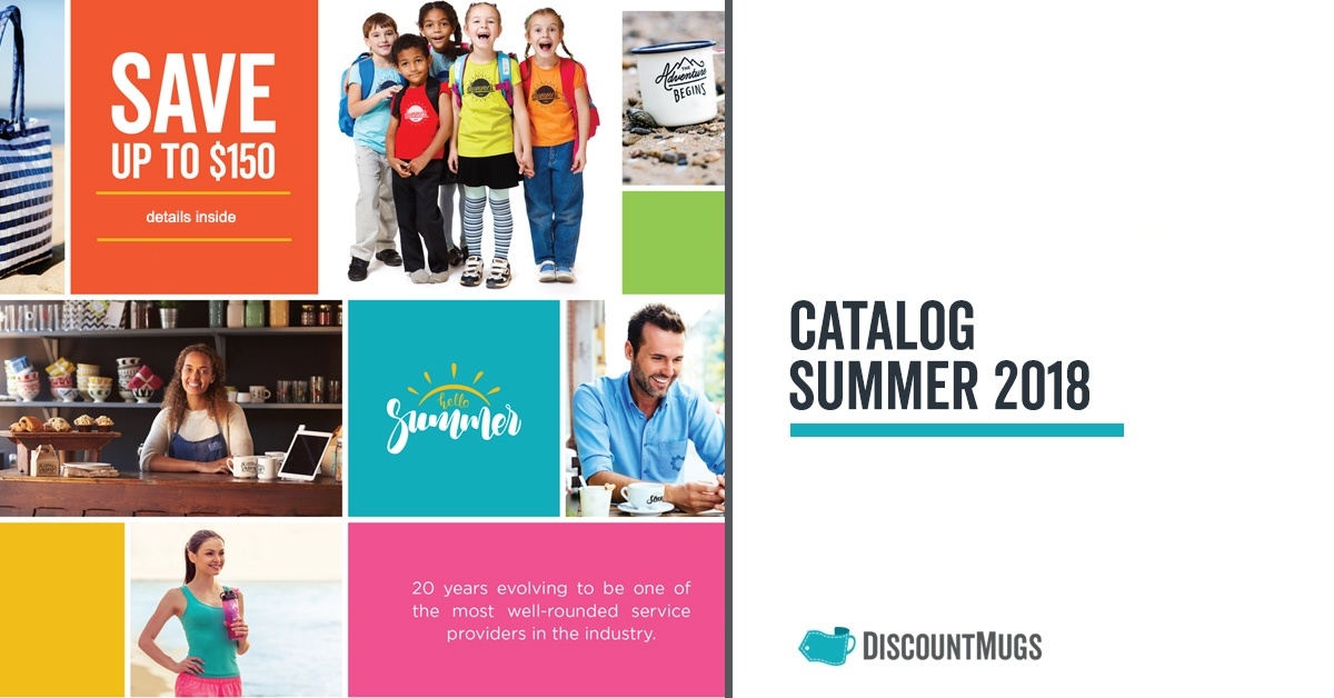 f3b62ab9af DiscountMugs Summer 2018 Catalog