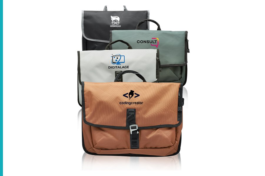 Laptop Messenger Bags_Holiday Gift Ideas