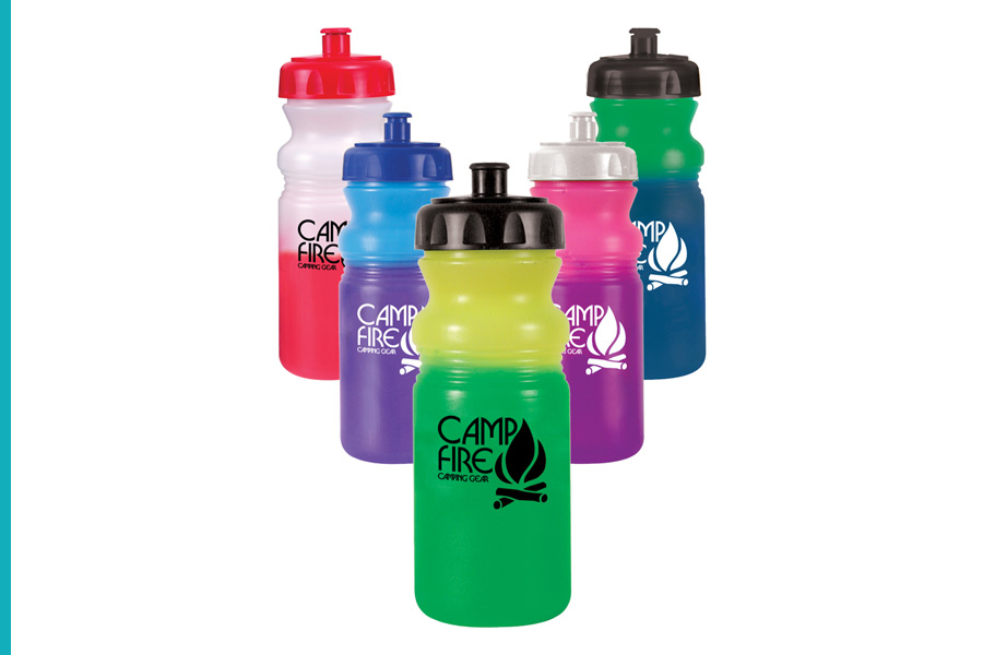Color Changing Water Bottles