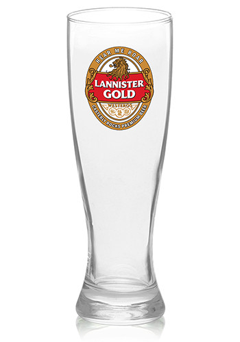 pilsner glass idea