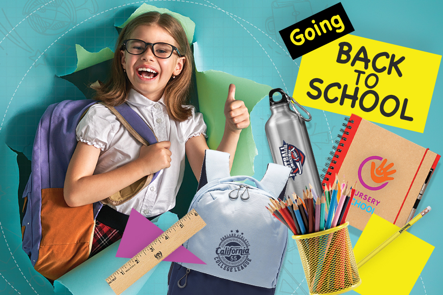 Discount Mugs Back to School Catalog Cover