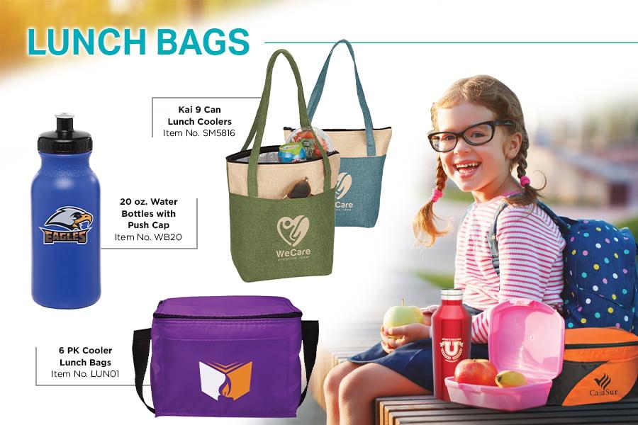 DiscountMugs 2019 Back to School Catalog_Lunch Bag