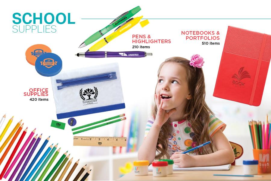 DiscountMugs 2019 Back to School Catalog_School Supplies