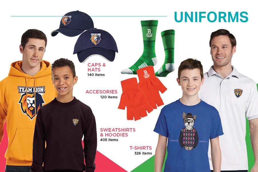 DiscountMugs 2019 Back to School Catalog_Uniforms
