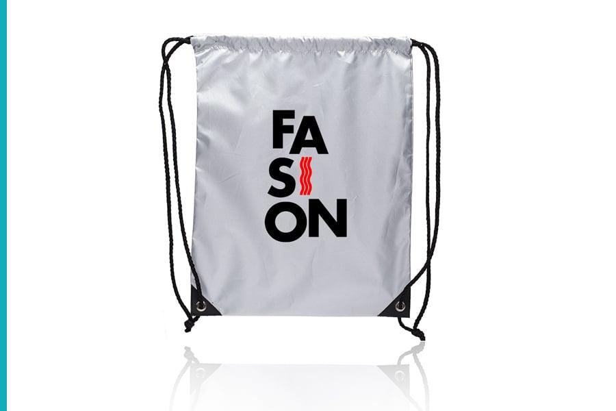 Idea 3_Drawstring Bags for Trade Shows