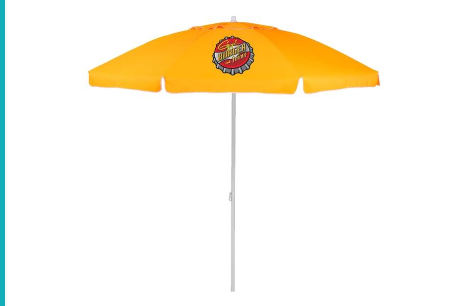 Personalized Beach Umbrellas