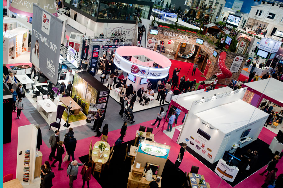 Stand Out at Trade Shows and Events