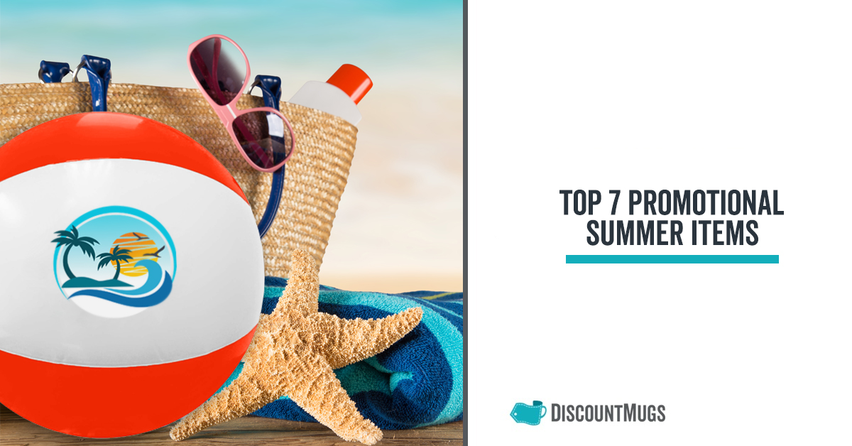 Top 7 Promotional Summer Items to Boost Your Revenue This Summer