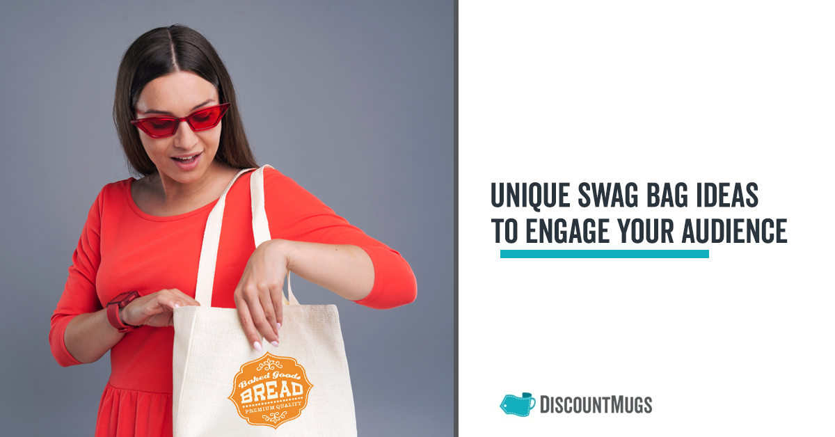 Unique Swag Bags Ideas: Ultimate Event Goodies to Engage Your Audience