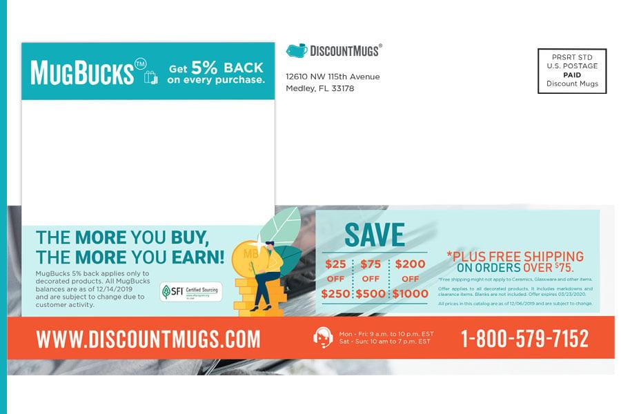 DiscountMugs 2020 Winter Catalog