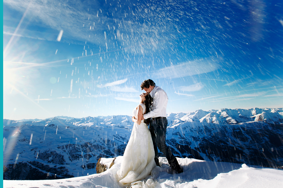 Winter Wedding Ideas Everyone Will Love