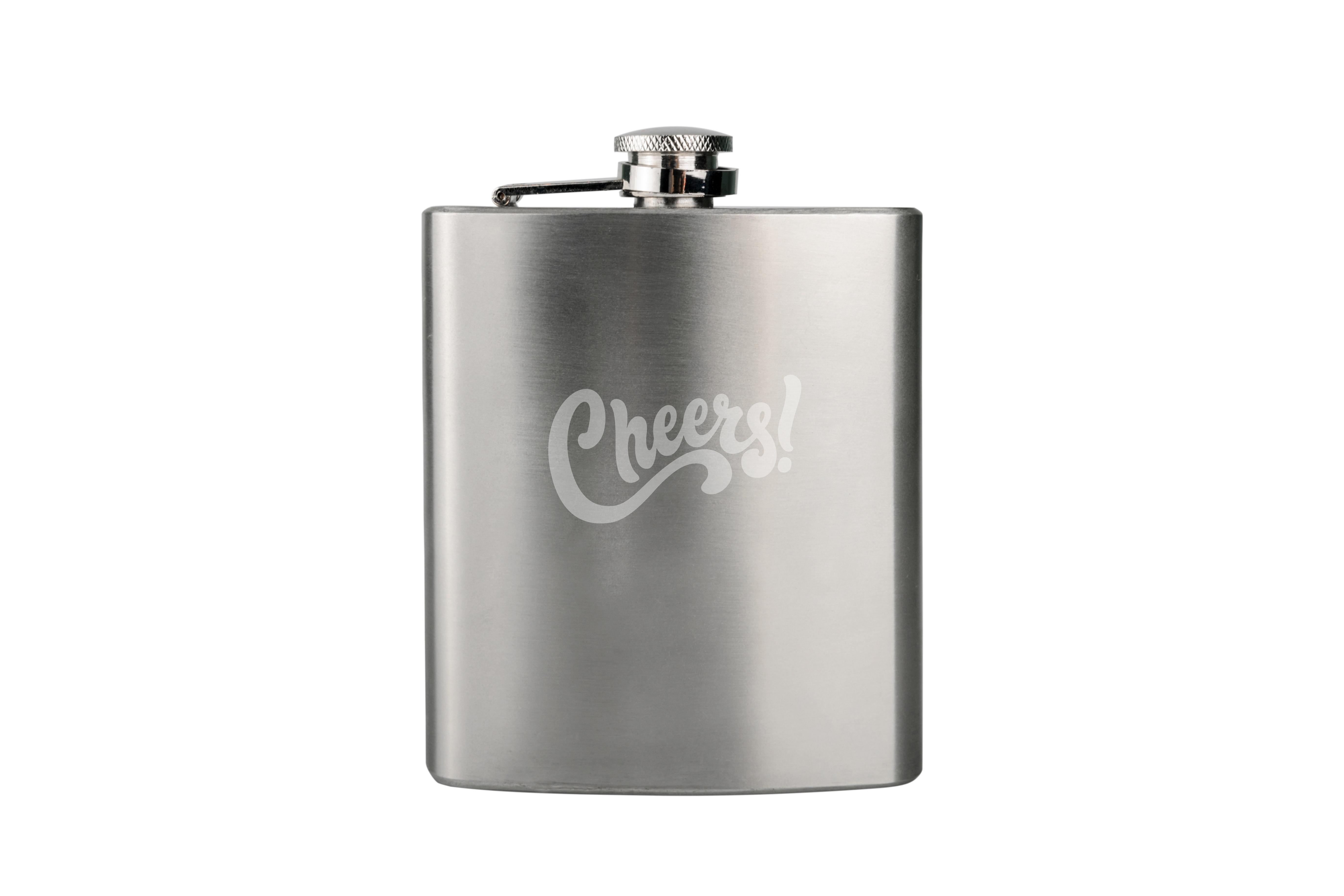stainless steel flask idea