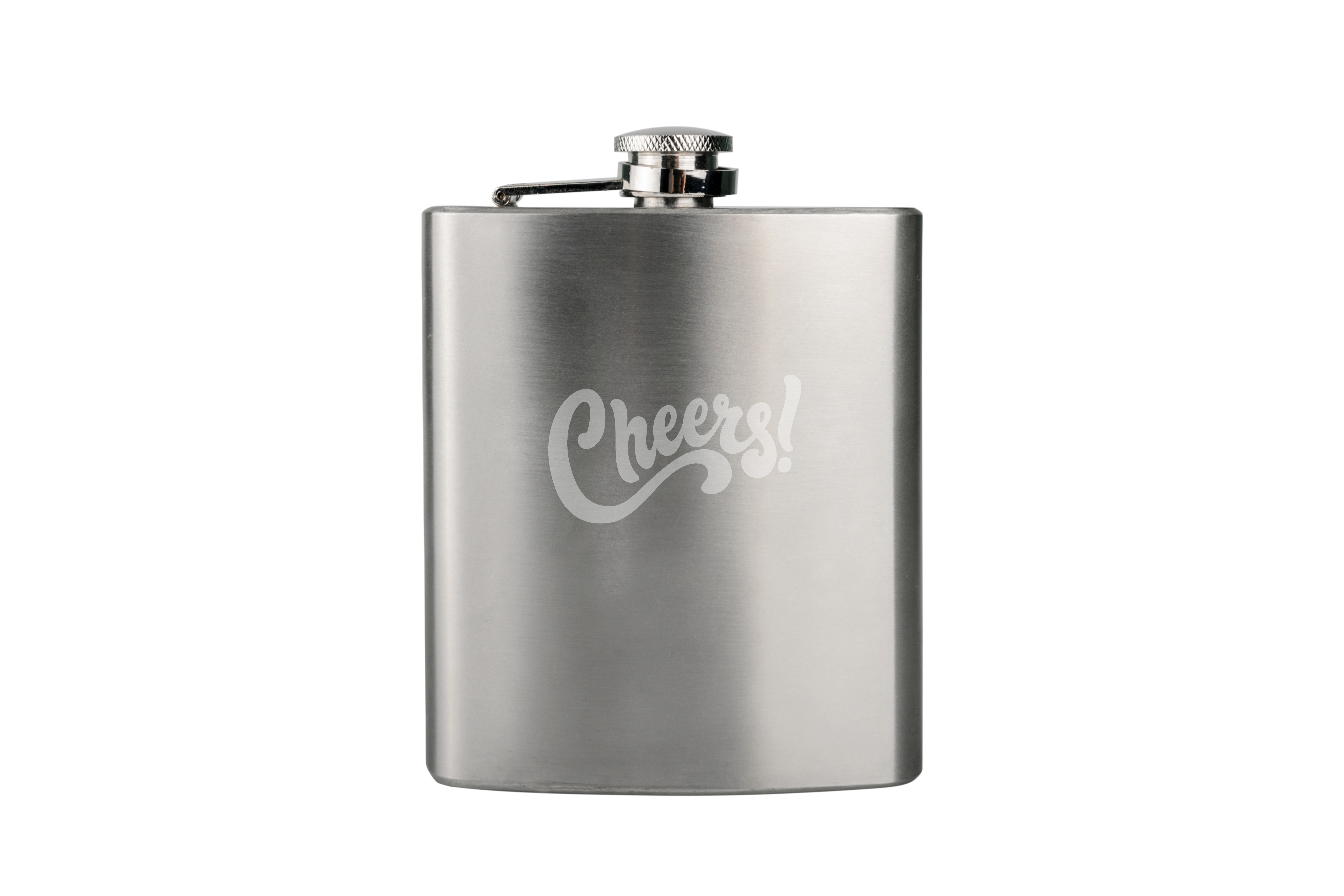stainless steel flask idea
