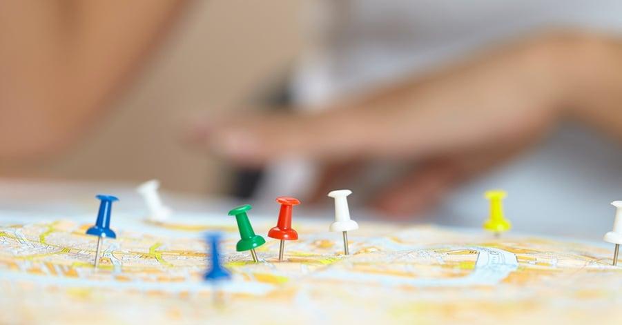 deployment map idea