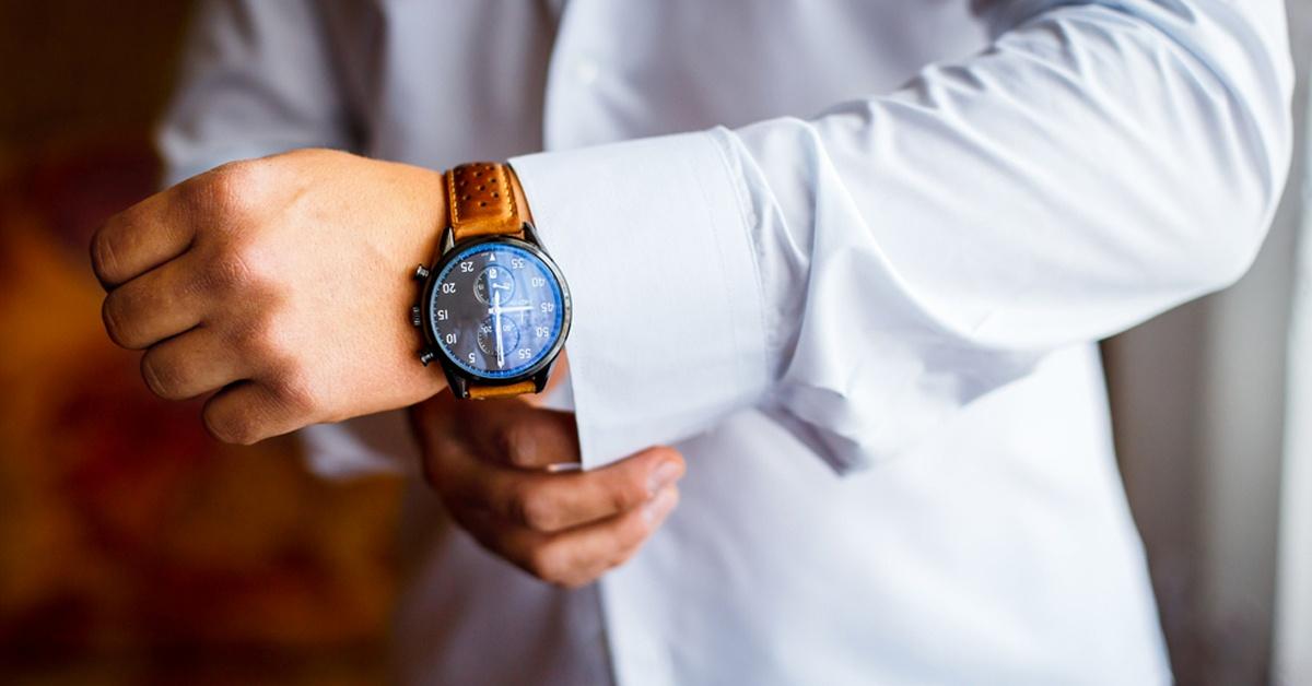 fancy watch gift idea