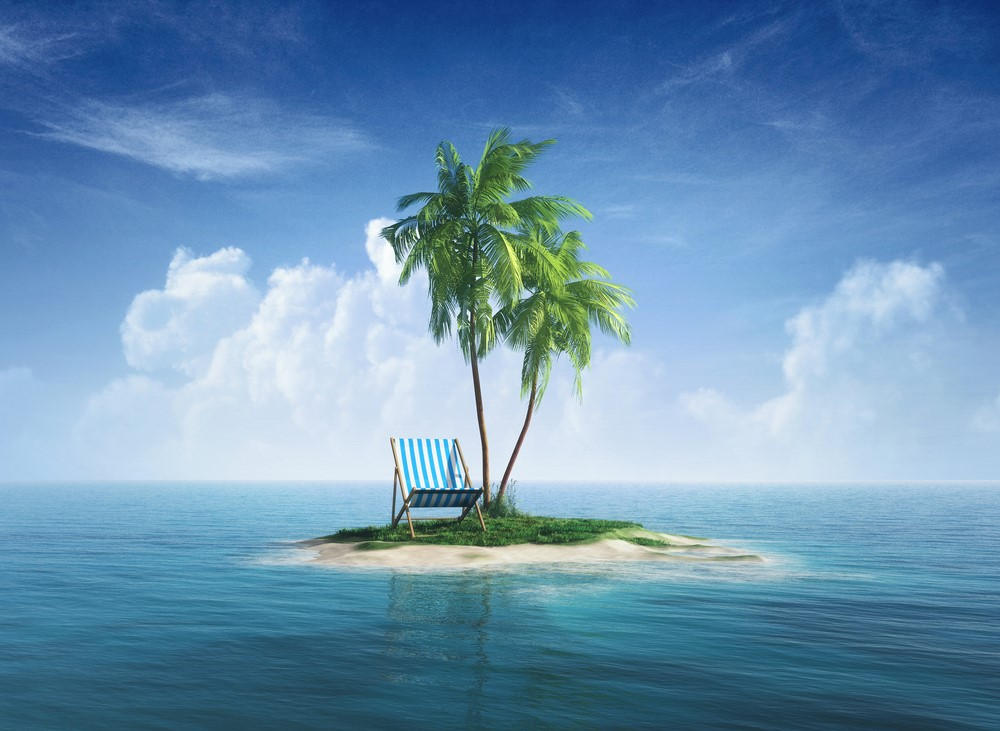 desert island idea
