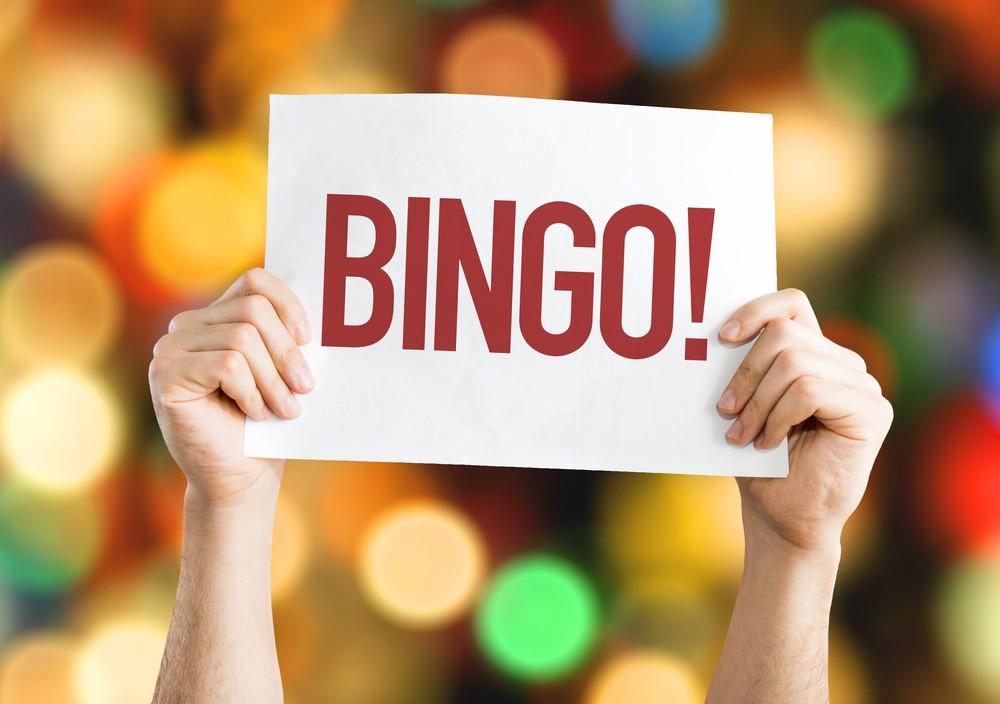 human bingo idea