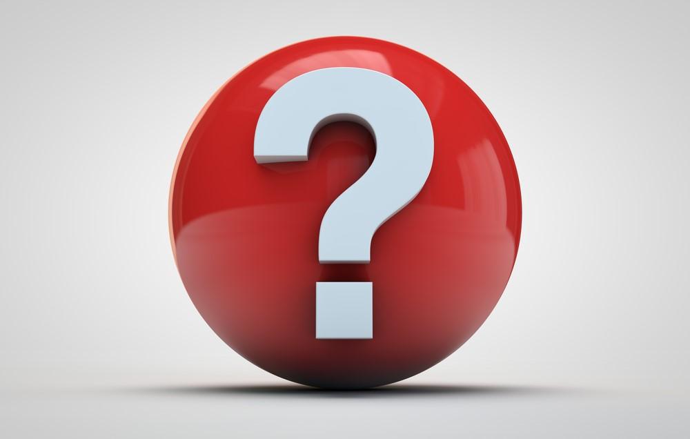 question ball idea