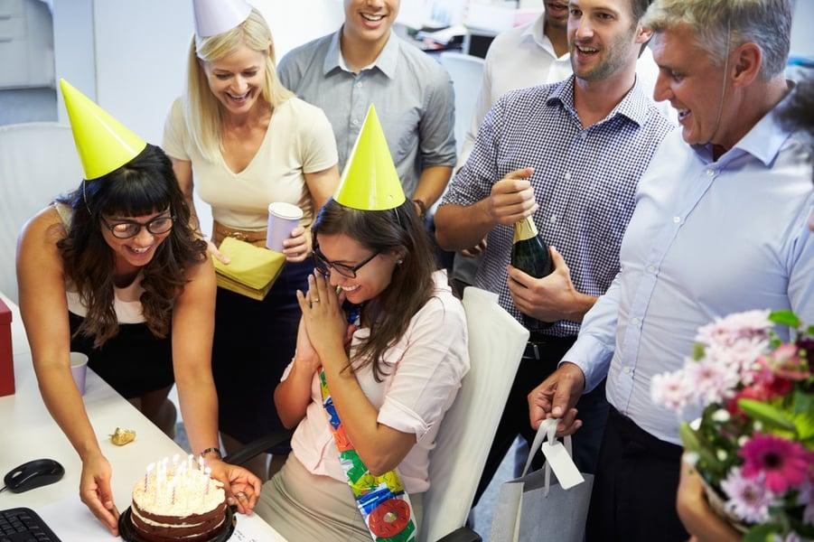 celebrate birthdays idea
