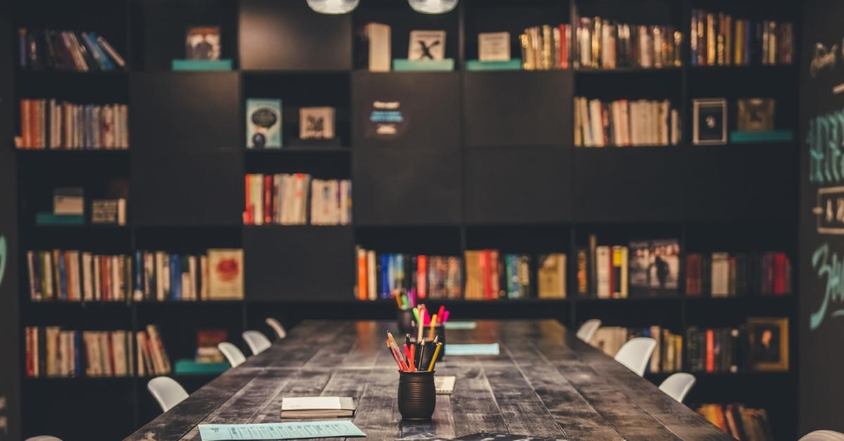 set up your own library