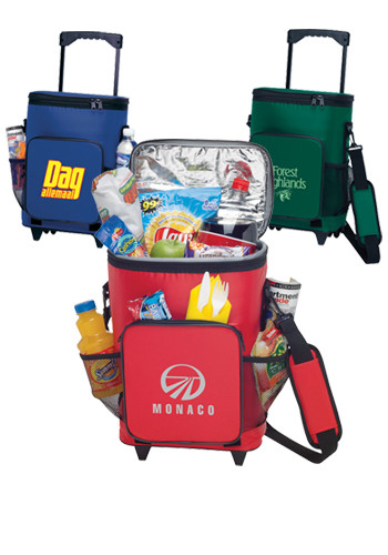 Personalized Rolling Coolers, Discount Mugs