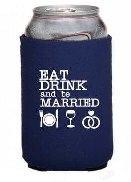 Custom Wedding Koozies, Discount Mugs