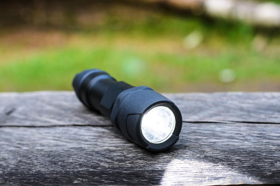 flashlights for your picnic
