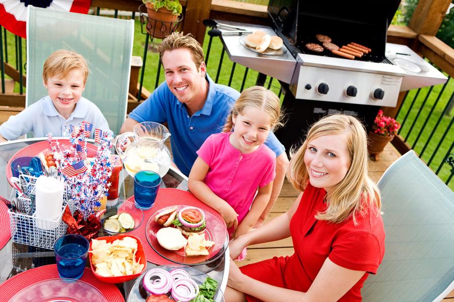 4th of July picnic idea