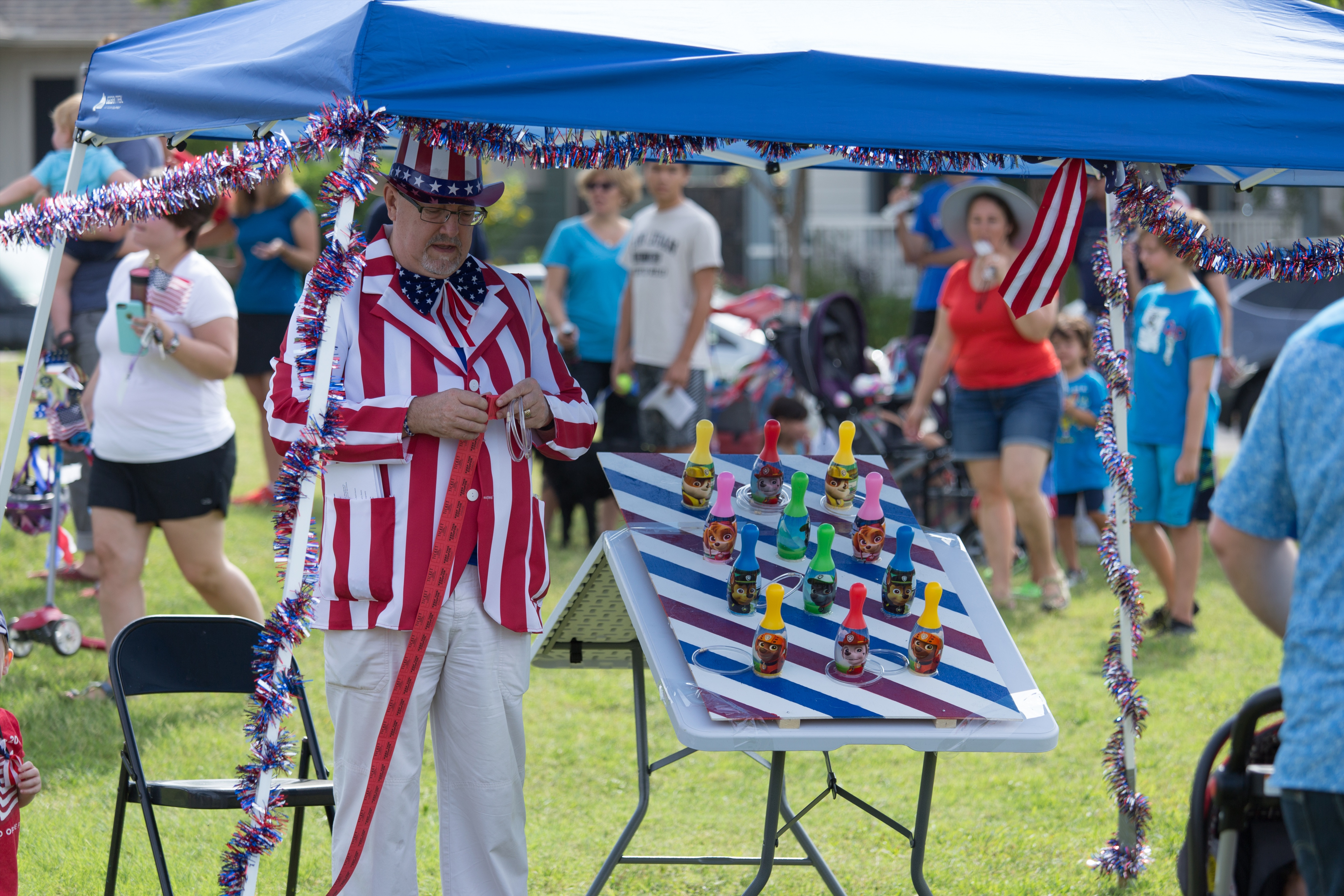 4th of july game ideas
