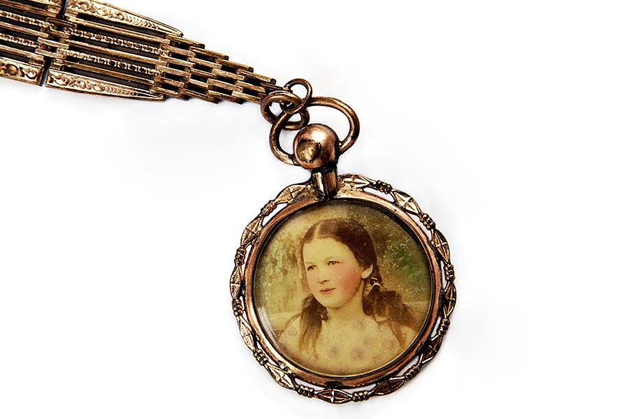 photo locket idea