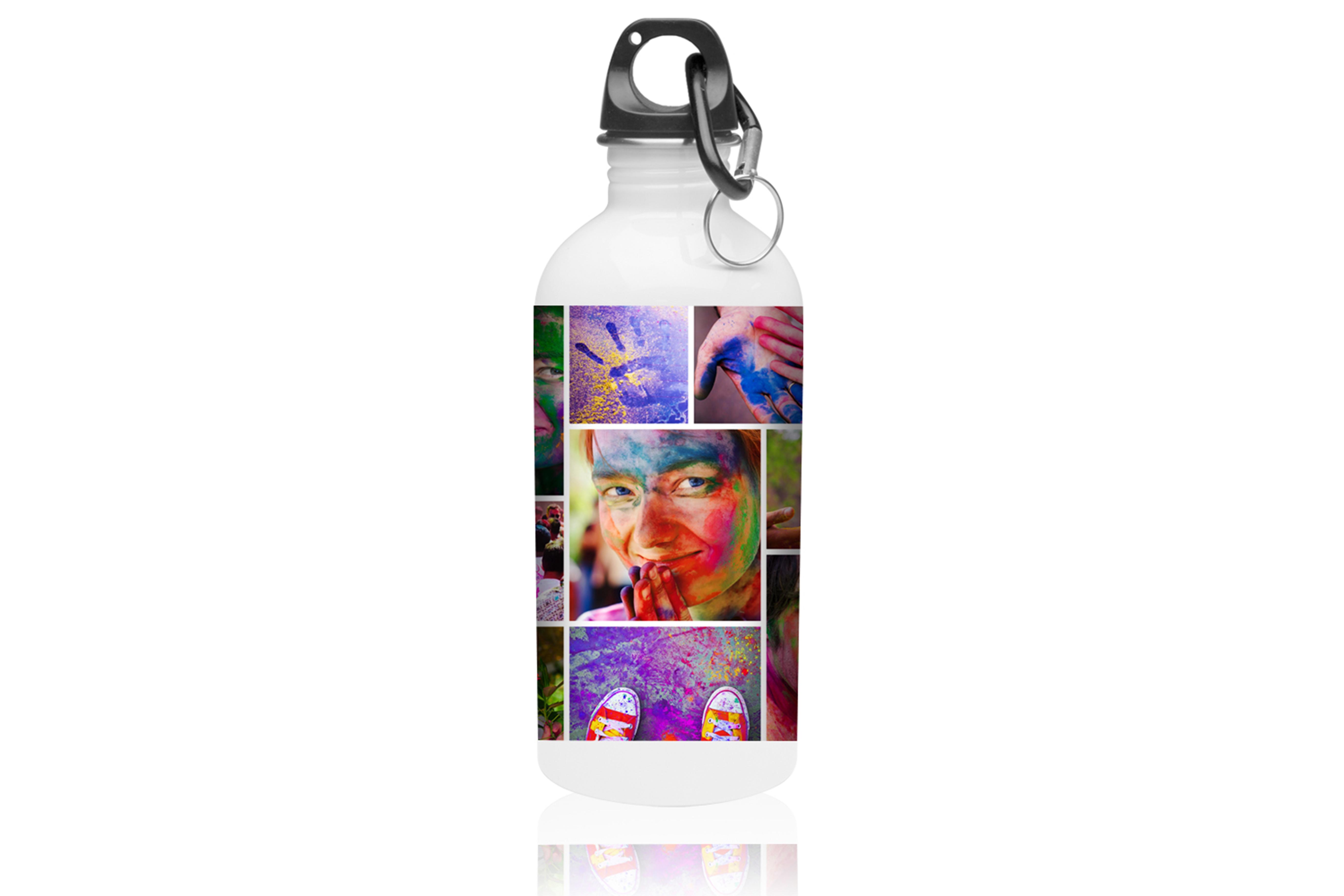 photo water bottle idea