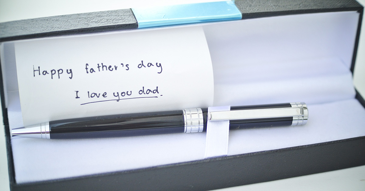 engraved pens for the dapper dad