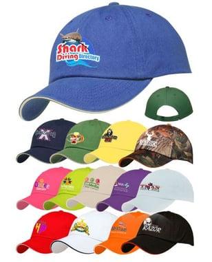 Cotton Caps, Discount Mugs