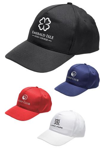 Discount Mugs Custom Velcro Hats