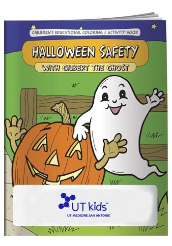 Halloween Coloring Books