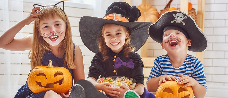 Church and School Halloween Party Ideas
