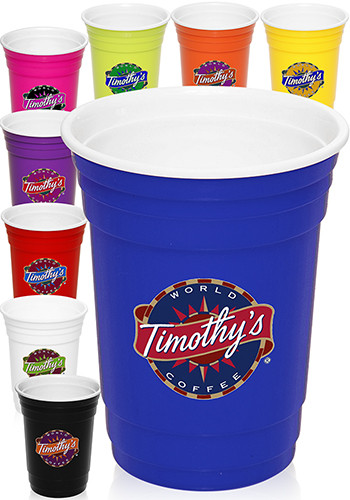 Custom Party Cups, Discount Mugs