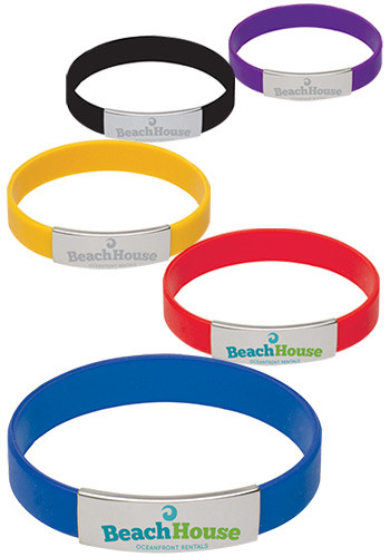 Wristbands with Metal, Discount Mugs