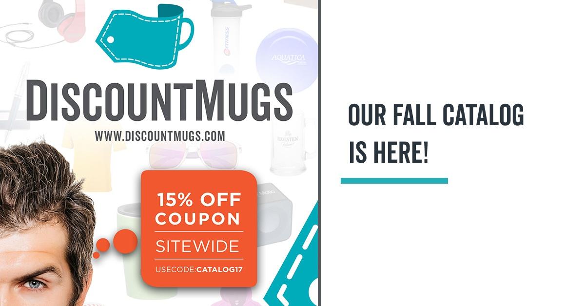 DiscountMugs_2017_Fall_Catalog_Is_In