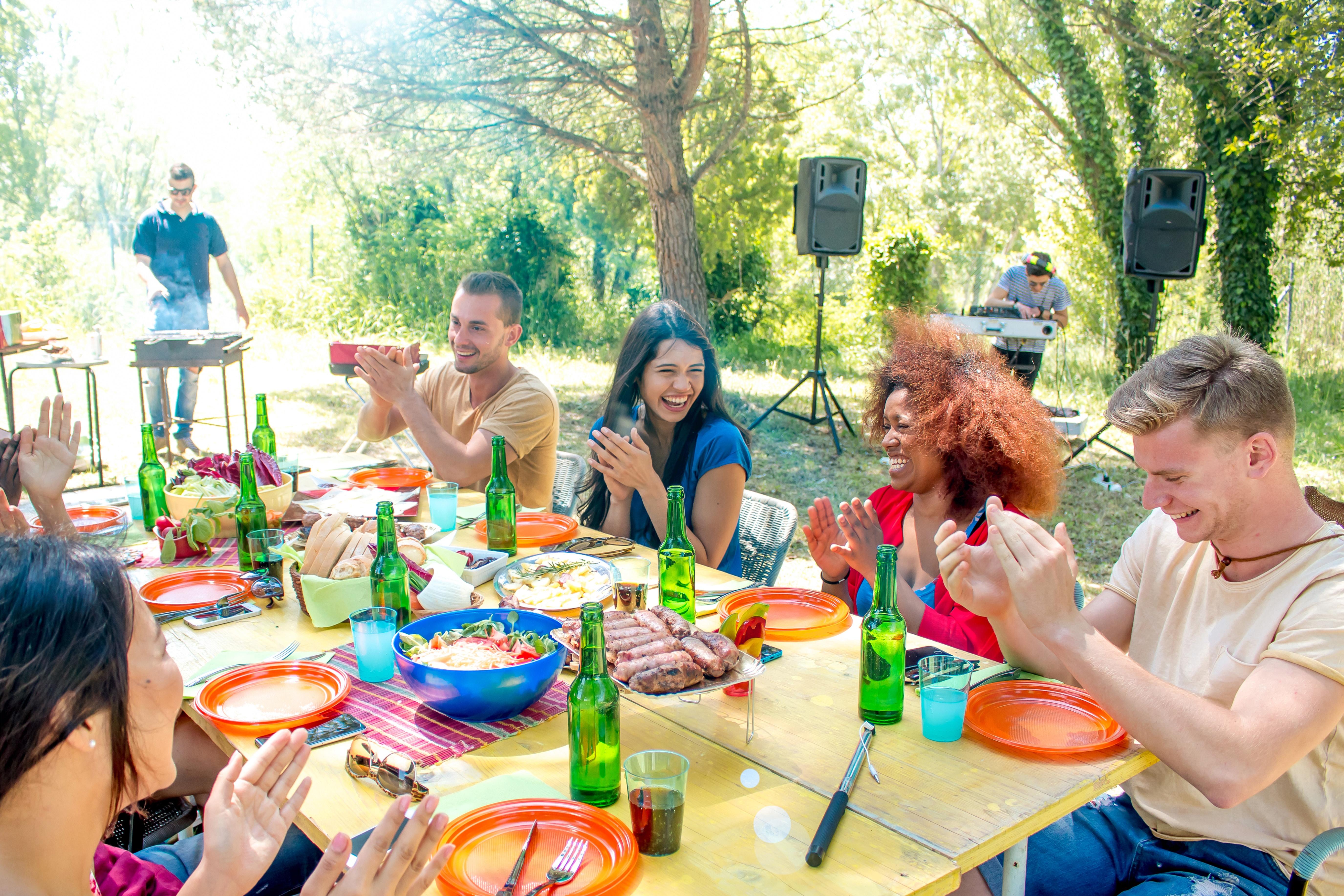 church picnics games and ideas