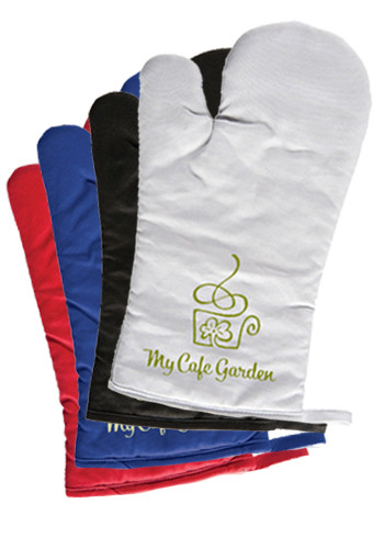 Customized Oven Mitts, Discount Mugs