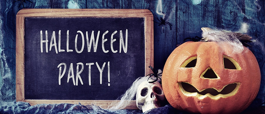 Haunted Halloween Party Ideas