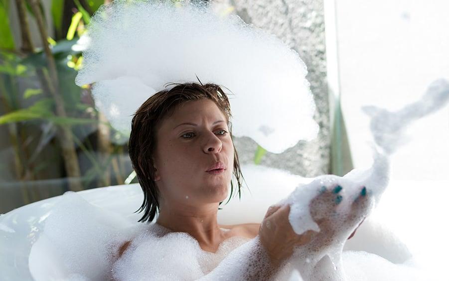 a_bath_for_mom_idea