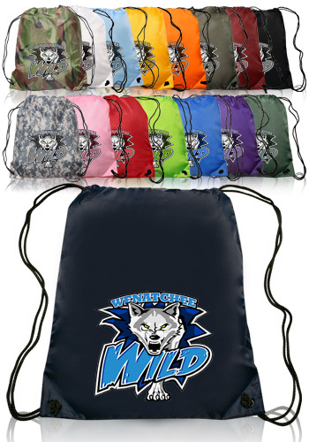 Custom Drawstring Bags, Discount Mugs